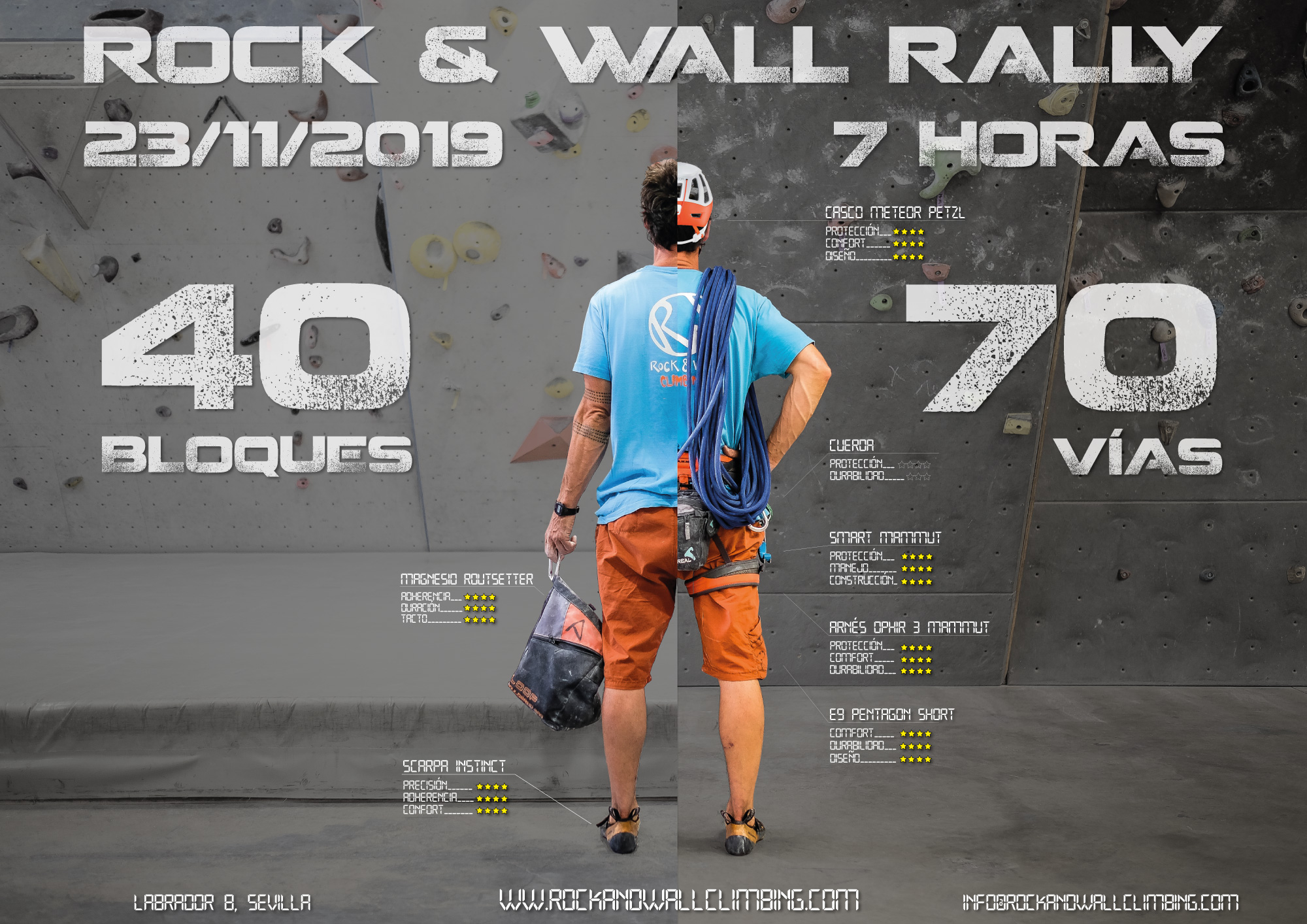Rally Rock & Wall